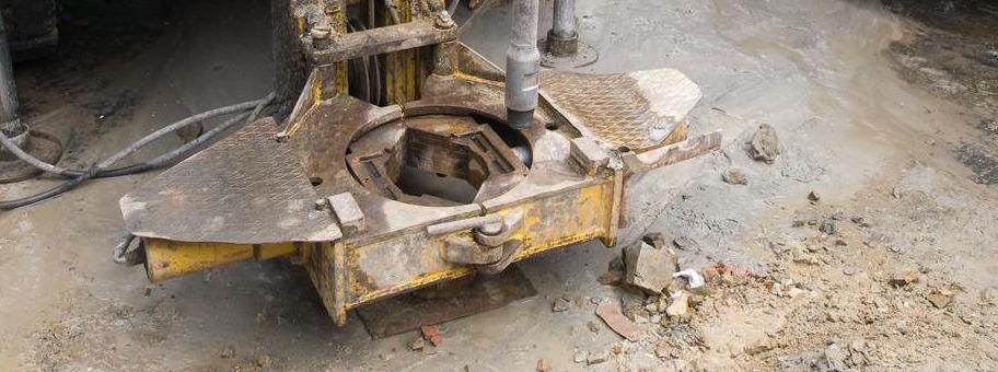cimentation d'un puits artésien
